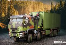 Photo of Camion Iveco Trakker alle Forze Armate tedesche