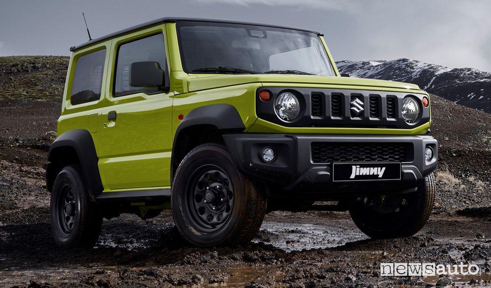 Incentivi Suzuki Jimny Pro N1