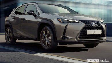 Photo of Lexus UX Hybrid 2021, caratteristiche e prezzi