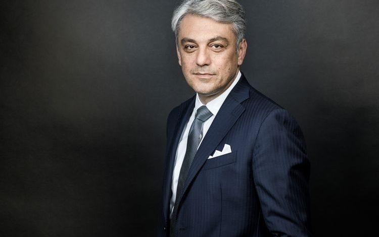 Luca De Meo, CEO Gruppo Renault