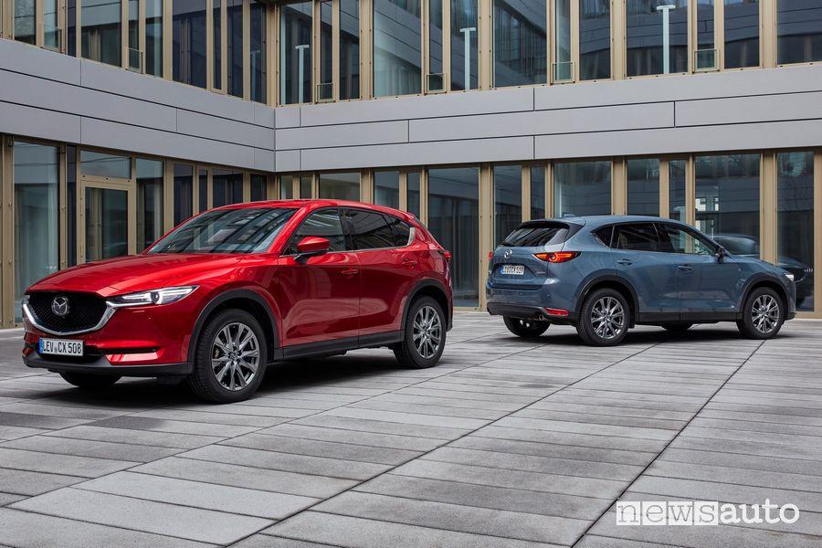 Nuova Mazda CX-5 2021