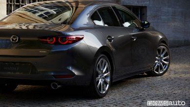 Photo of Nuova Mazda3 Sedan, caratteristiche e prezzi