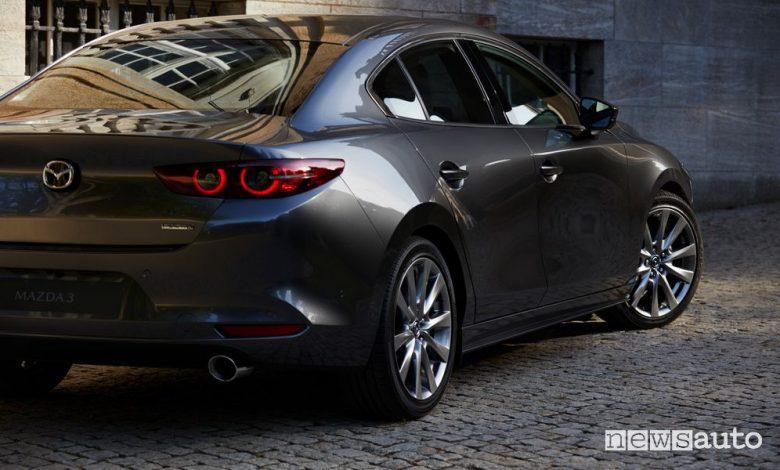 Nuova Mazda3 Sedan
