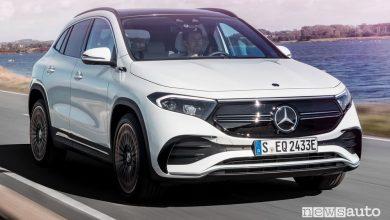 Photo of Mercedes EQA, caratteristiche batteria, prezzo e prestazioni