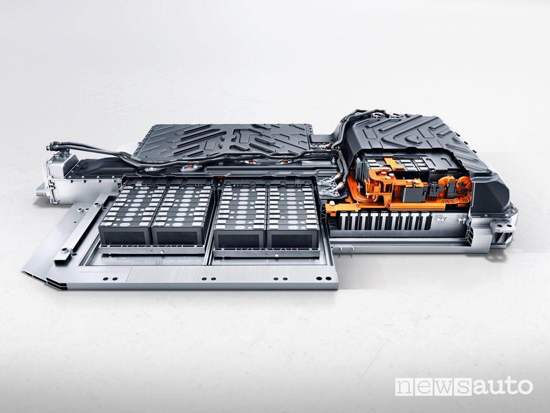 Batteria al litio Mercedes-Benz EQA