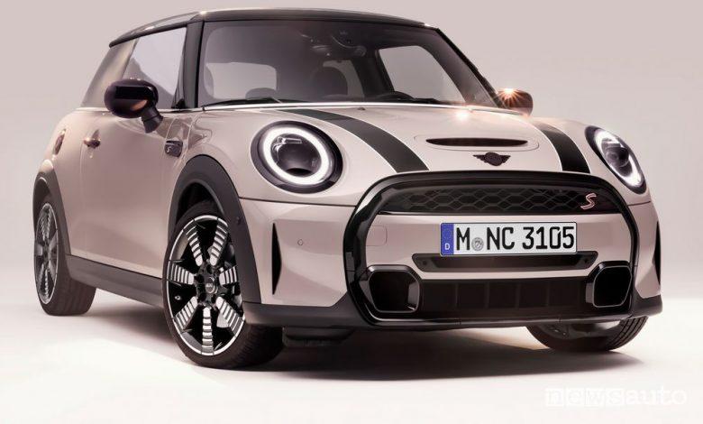 Nuova Mini Cooper S 2021