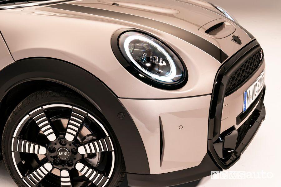 Faro anteriore nuova Mini Cooper S 2021