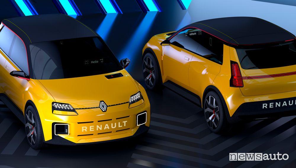 Concept Renault 5 Prototype