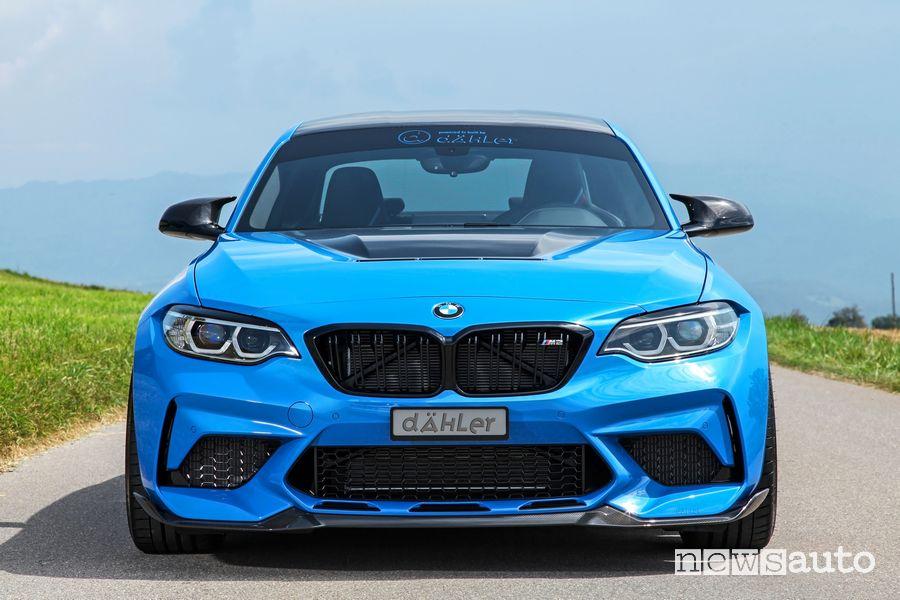 Frontale dÄHLer BMW M2 CS DCL