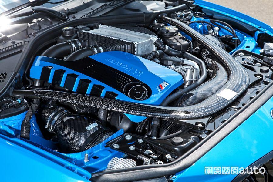 Vano motore dÄHLer BMW M2 CS DCL