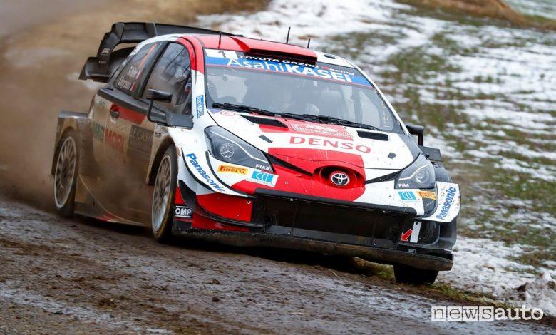 WRC Rally Montecarlo 2021