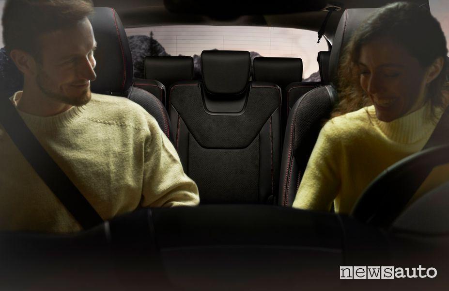 Abitacolo Ford S-Max Hybrid