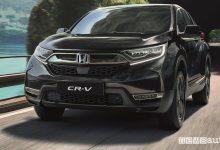 Photo of Nuovo Honda CR-V Hybrid e:HEV, cosa cambia, caratteristiche
