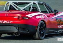Photo of Mazda è anche racing! A Daytona con la MX-5 Cup series
