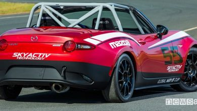 Photo of Mazda è anche racing! A Daytona con la MX-5 Cup series