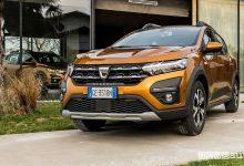 Photo of Nuova Dacia Sandero Stepway, l'evoluzione dell'auto low cost