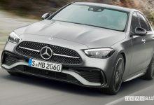 Photo of Nuova Mercedes Classe C ibrida, cosa cambia, caratteristiche e prezzi