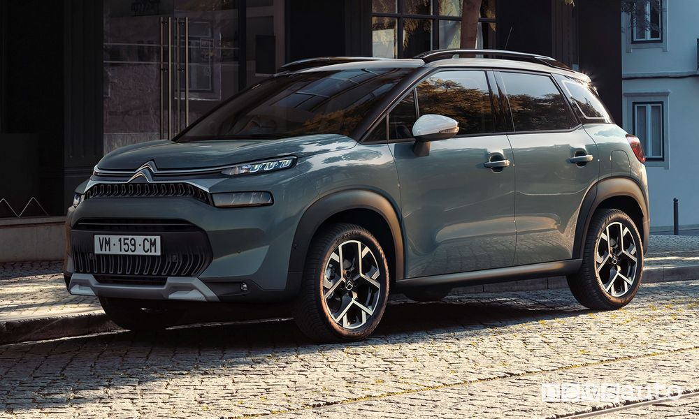 Nuovo Citroën C3 Aircross