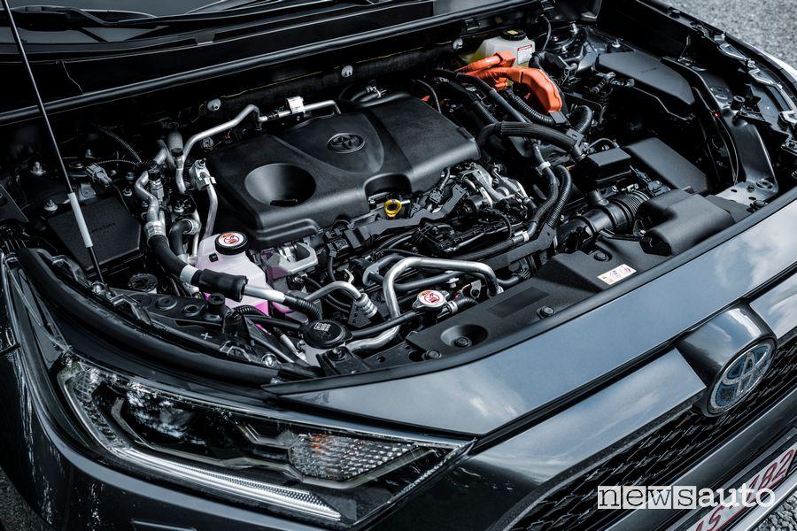Vano motore Toyota Rav4 Plug-in Hybrid