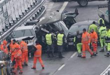 Photo of Mega incidente in autostrada Torino-Bardonecchia, cosa è successo?