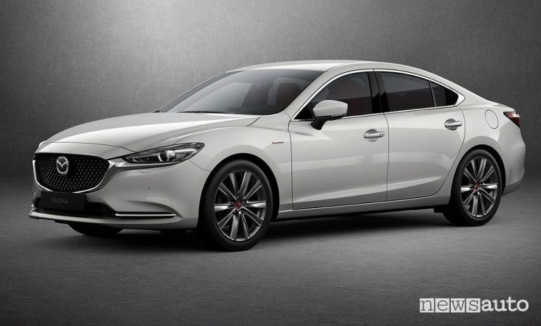 Mazda6 2021, cosa cambia, caratteristiche e prezzi