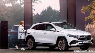 Photo of Mercedes-Benz EQA elettrica, prezzi gamma e allestimenti