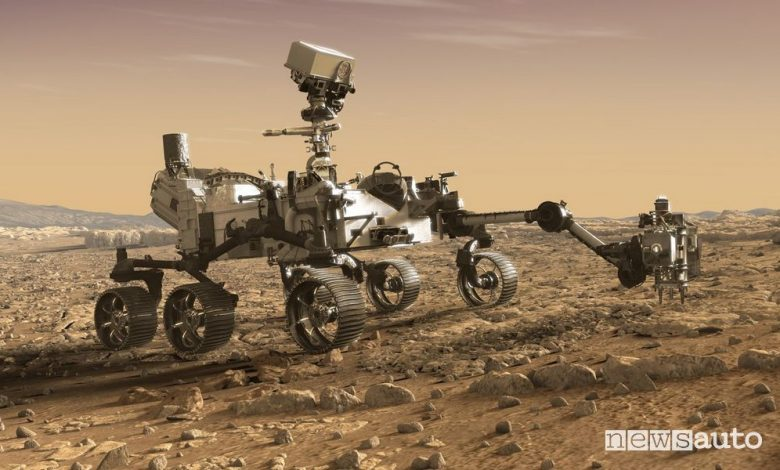 Rover della Nasa, che cos'è e com'è fatto
