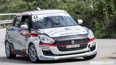 Photo of Suzuki Rally Cup 2021, il calendario del monomarca con la Swift ibrida da rally