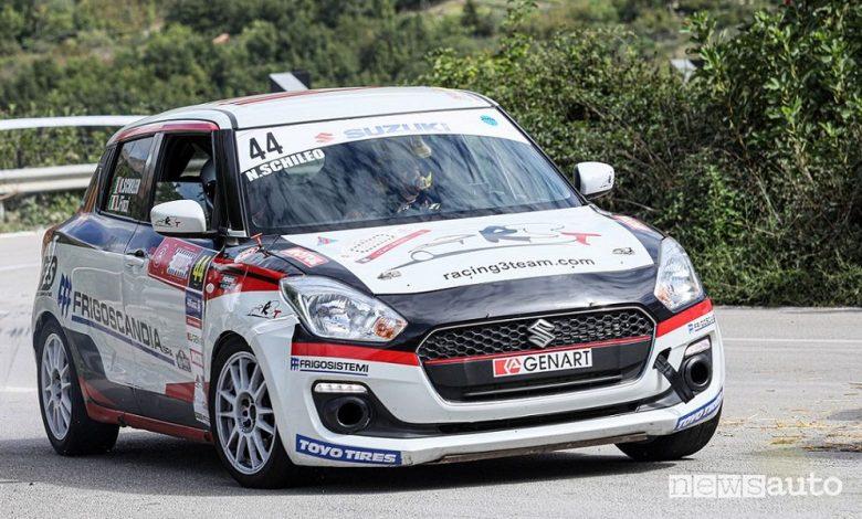 Suzuki Rally Cup 2021