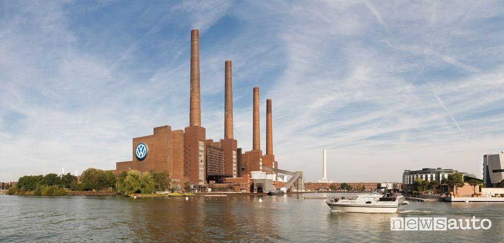 2) Fabbrica Volkswagen 6,5 km²