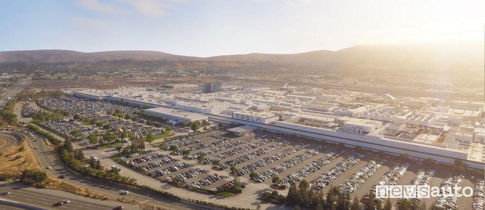 8) Fabbrica Tesla 1,5 km²