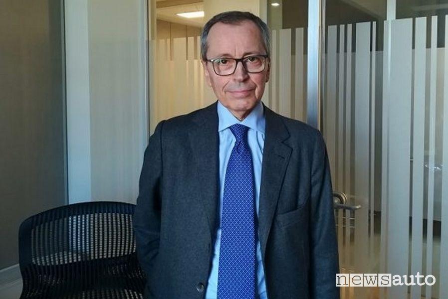Adolfo De Stefani Cosentino, Presidente Federauto