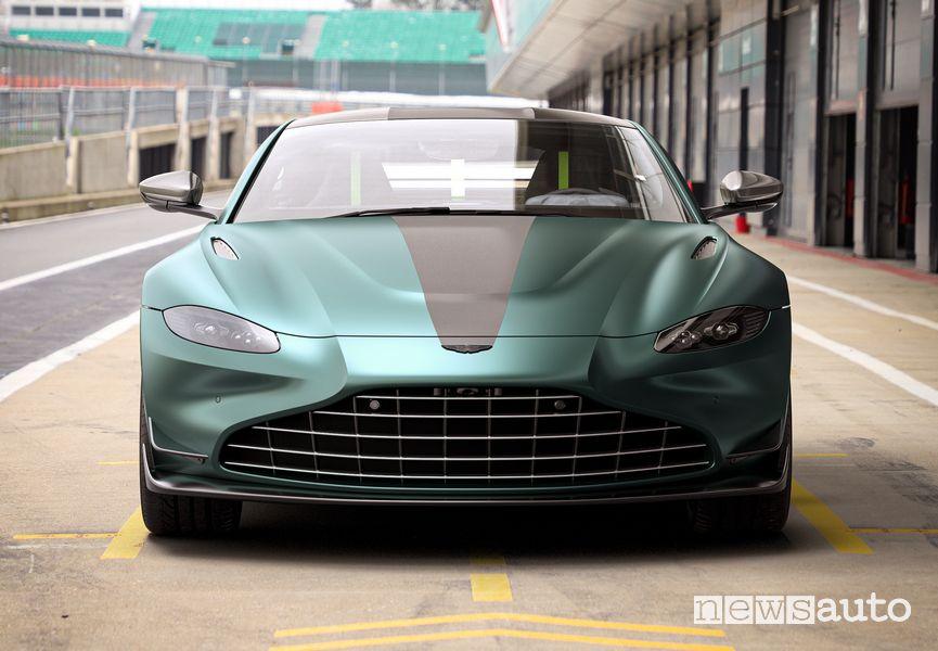 Frontale Aston Martin Vantage F1 Edition