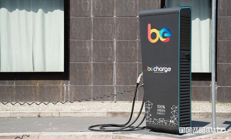 Ricarica auto elettriche, interoperabilità con Be Charge e Duferco