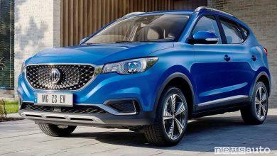 Photo of MG ZS EV, caratteristiche batteria, autonoma e prezzi del SUV elettrico low cost