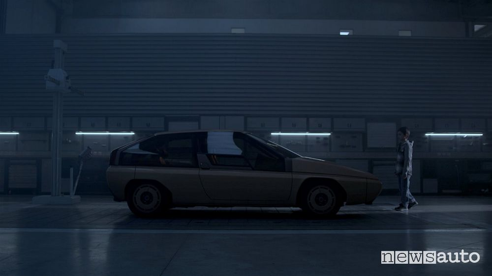 """Docufilm Mazda """"La forma del tempo"""""""