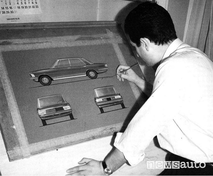 Giorgetto Giugiaro designer per Mazda