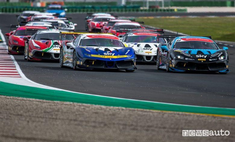 Finali Mondiali Ferrari di Misano