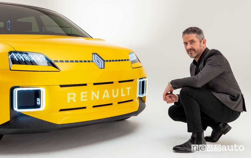 Gilles Vidal e la Renault 5 Prototype