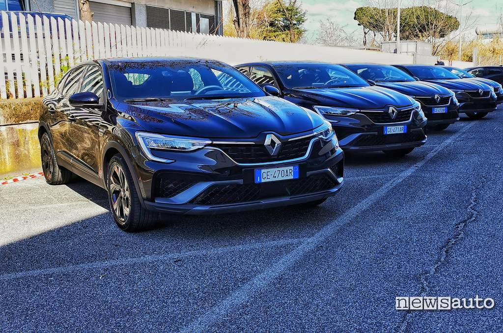 Renault Arkana R.S. Line nero ossidiana