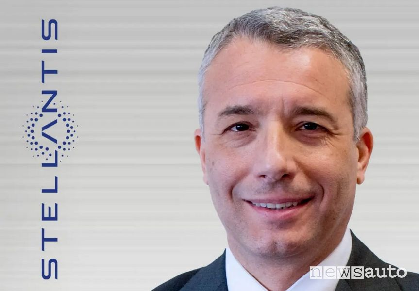 Santo Ficili, Country Manager di Stellantis in Italia