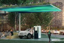 Photo of Stazioni di ricarica rapida Volvo, in autostrada e Milano a 175 kW
