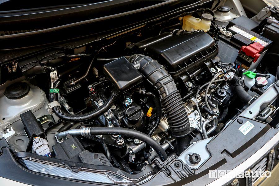 Vano motore Suzuki Ignis Hybrid
