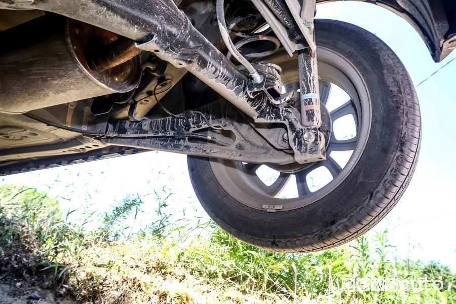 Sospensioni, ammortizzatori posteriori Suzuki Ignis Hybrid AllGrip