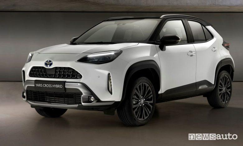 Nuova Toyota Yaris Cross Adventure