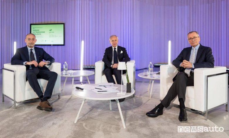 Come uscire dalla crisi dell'auto, Anfia, Federauto, Unrae appello a Draghi