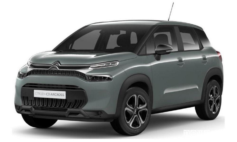 Citroën C3 Aircross Live