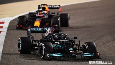 Photo of F1 Gp Bahrain, vittoria per Hamilton e la Mercedes [foto classifiche]