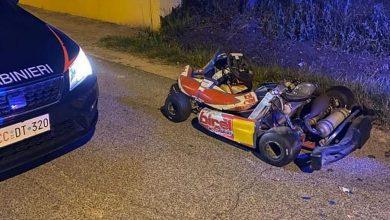 Photo of Bravata su strada, Polizia insegue Go-Kart nella notte