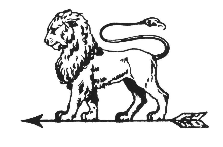 Logo leone Peugeot 1880